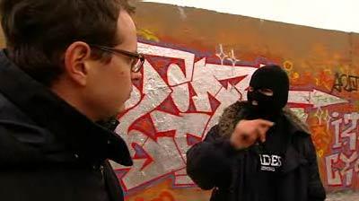 RTL: Punkt 12-Reporter im Sprüher-Sumpf