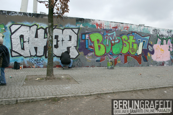 Fotoboom – Mauerpark #2