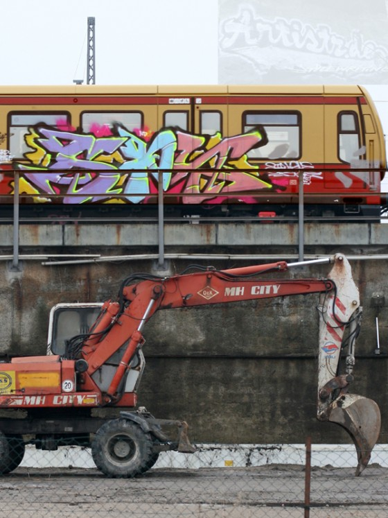 Fotoboom – Ostbahnhof