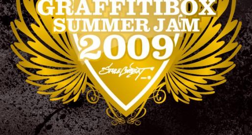 Graffitibox Summer Jam 2009