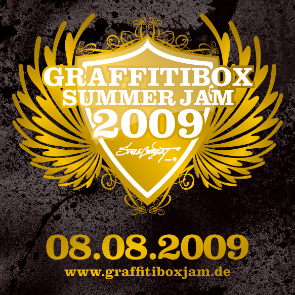 Graffitibox Summer Jam 2009
