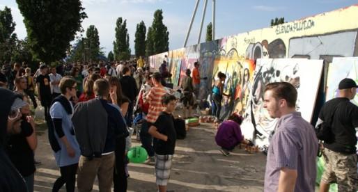 Rettet den Mauerpark