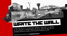 Write The Wall: Die Mauer steht wieder