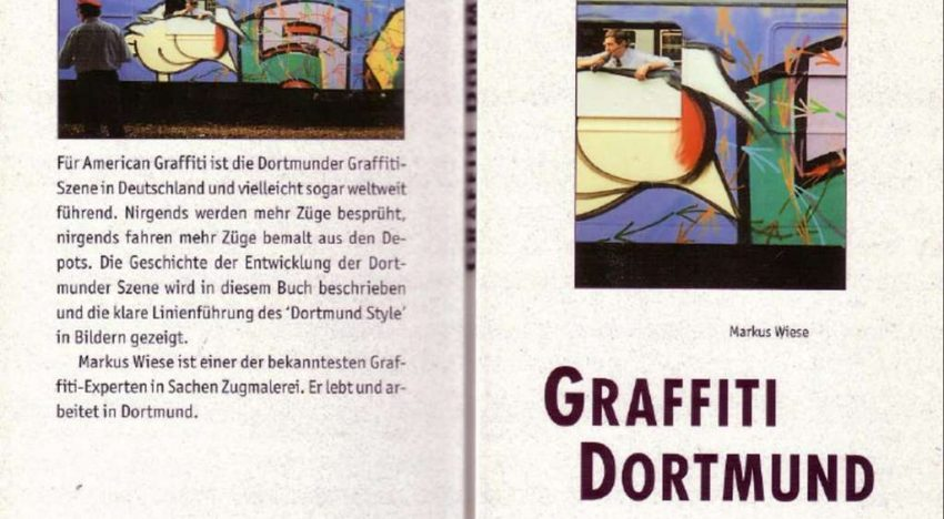 E-Book: Graffiti Dortmund – Die Kunst der Sachbeschädigung