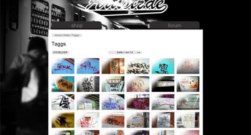 Relaunch: ARTISTZ.DE