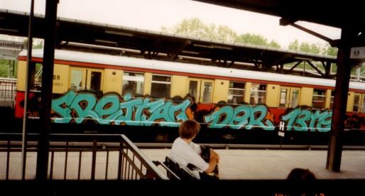 Fotoboom – Streetfiles Best-of #1 (Ostberlin, 90er)