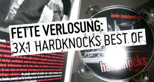 3×1 Hardknocks Best-of DVD zu gewinnen
