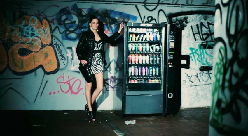 Graffomat: Dosen aus dem Automaten