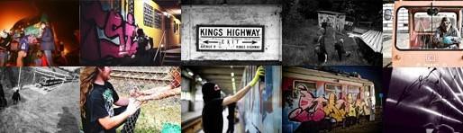 Top 10 der Graffiti-Fotografie