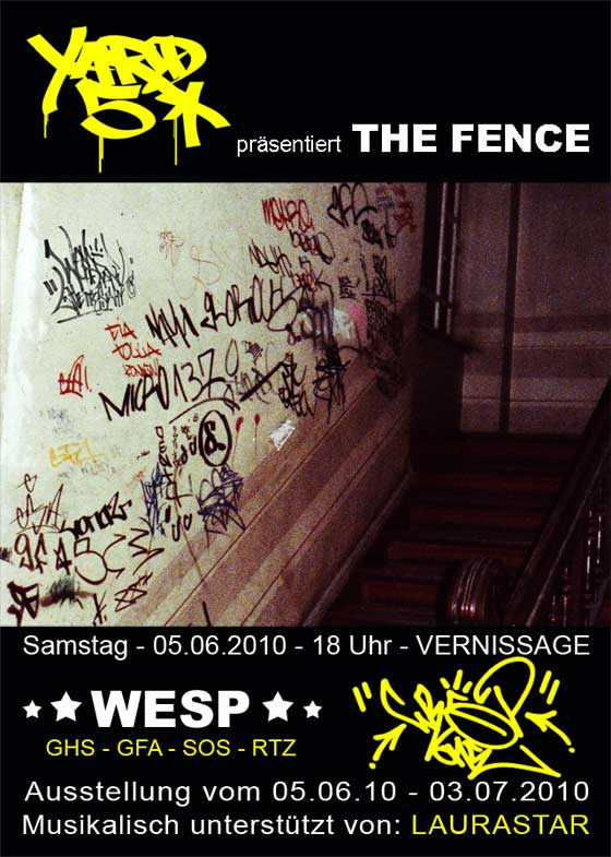 The Fence: WESP
