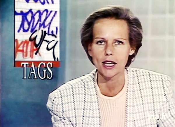 Paris: Les Tags de 1989