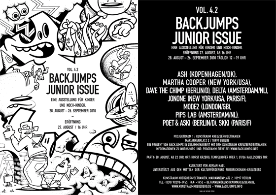 Backjumps Vol. 4.2. – Junior Issue
