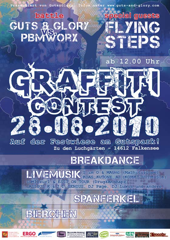 Graffiti-Contest in Falkensee