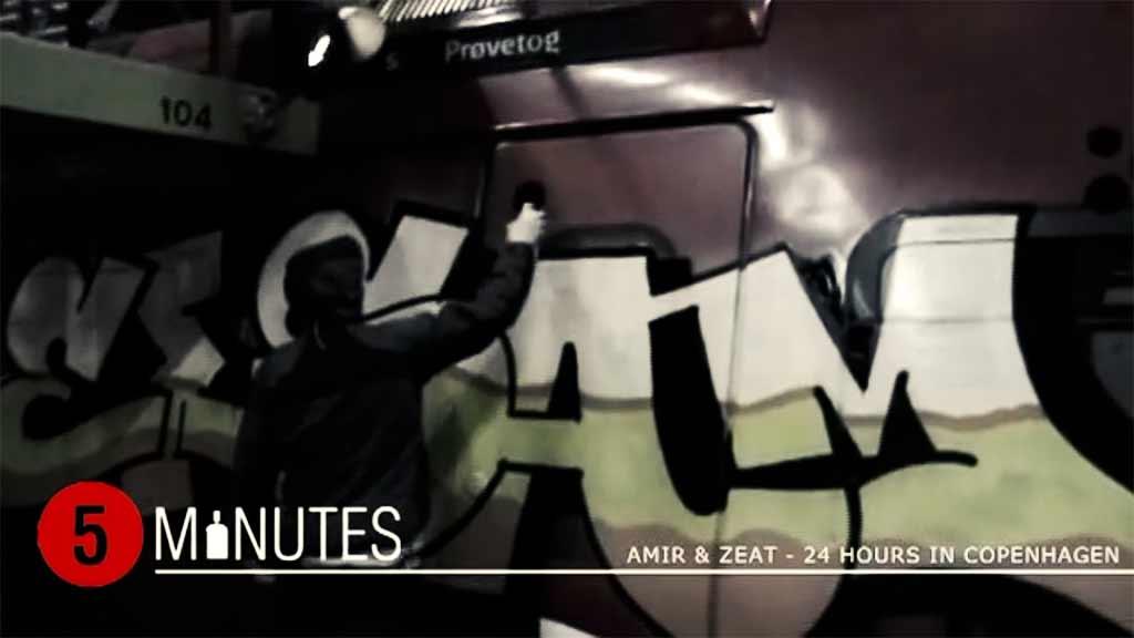 5 Minutes – AMIR & ZEAT in Kopenhagen