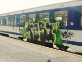 Trains in Berlin und Wien
