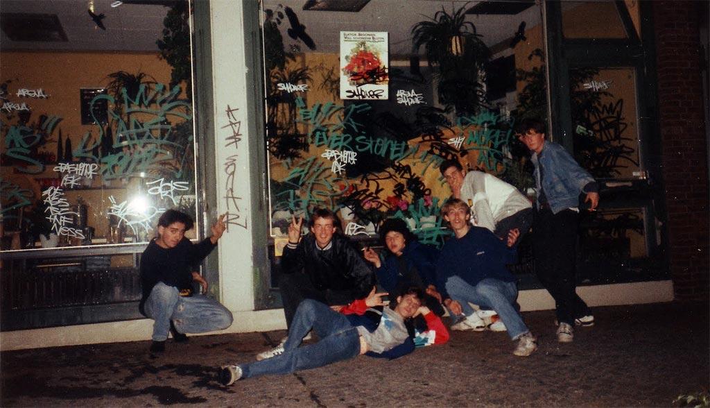 POET: Berlin Flashbacks