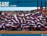 SABE FYS: Der dänische Graffitimaestro
