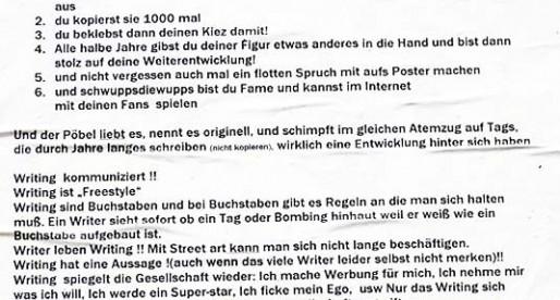 SPAIR: Fuck Streetart