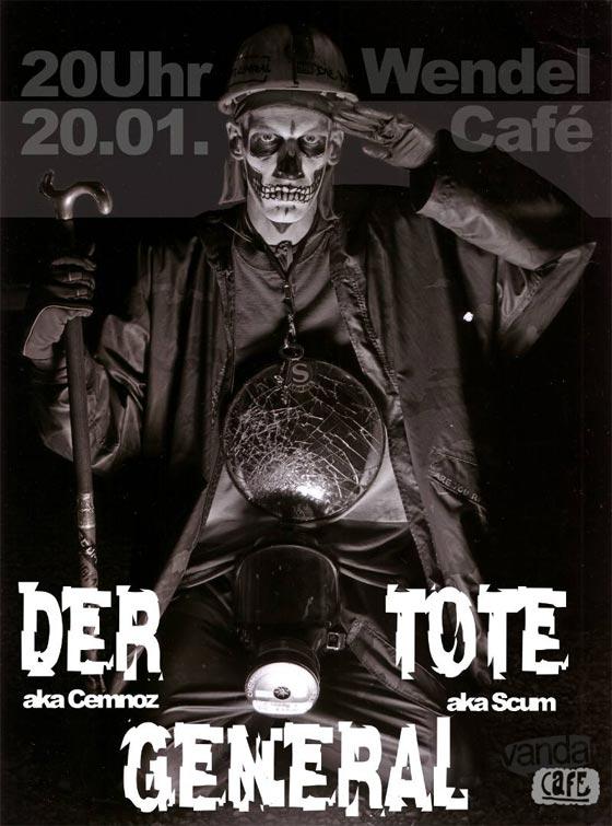 Vandal Café 3 – Der tote General