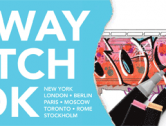 Subway Sketchbook