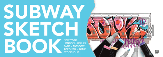 Review: Subway Sketchbook