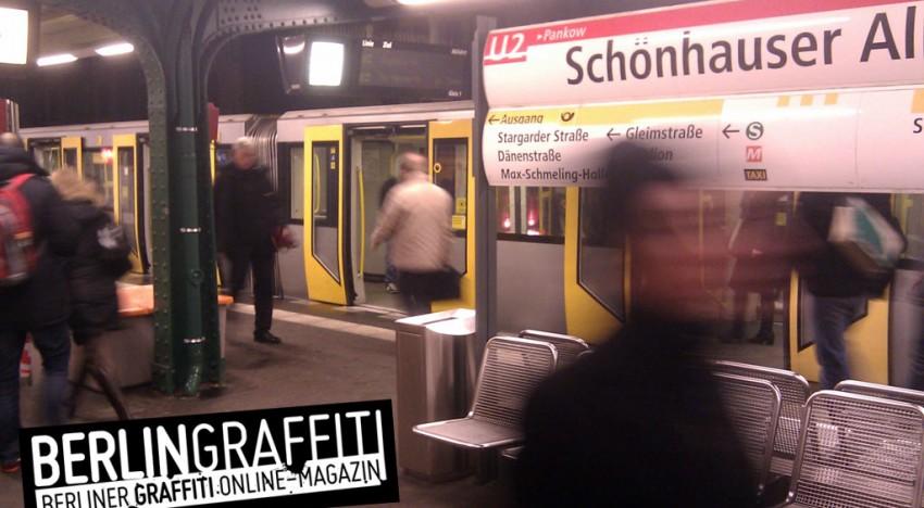 U-Bahn grau/gelb