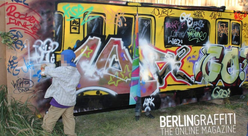 Fotoboom – Graffitibox Jam 2011