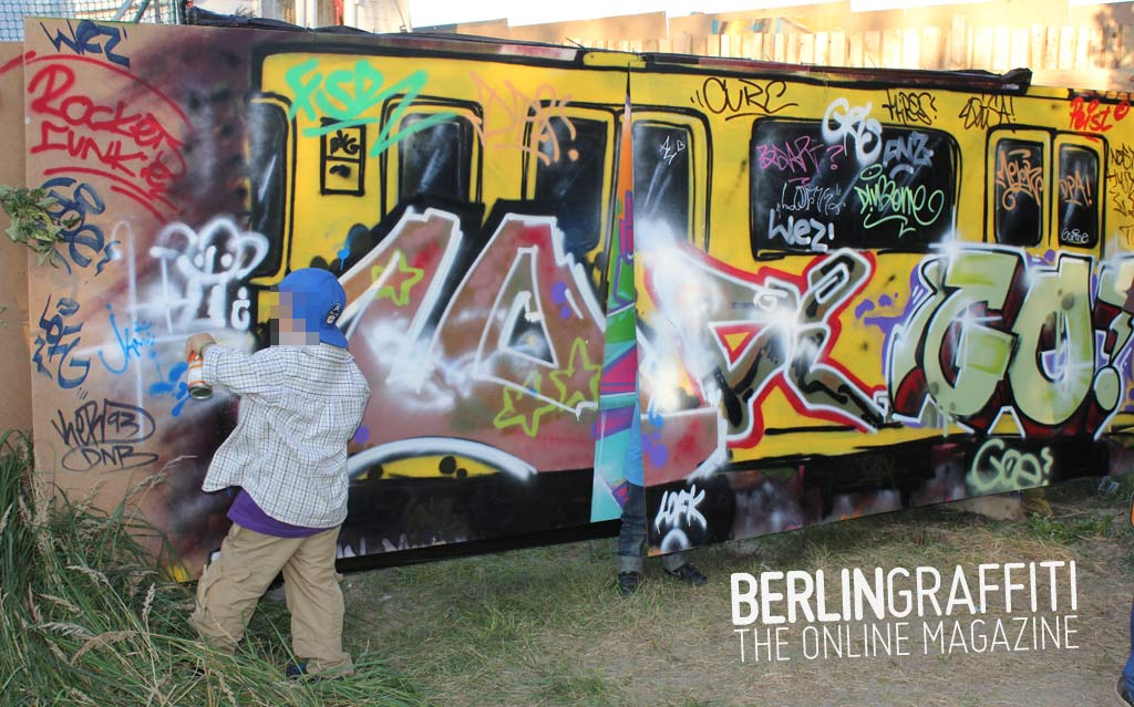 Fotoboom – Graffitibox Jam 2011
