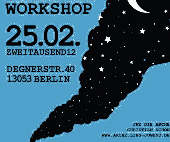 Erster Arche Workshop 2012