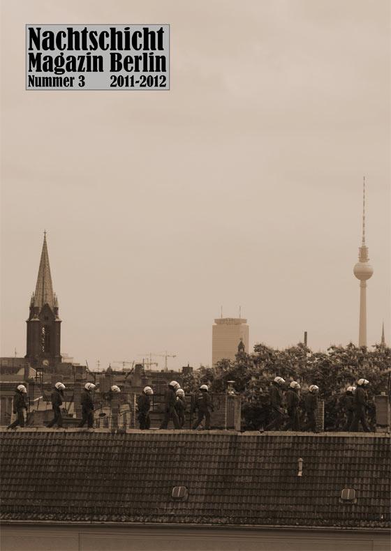 Preview: Nachtschicht Magazin Berlin #3