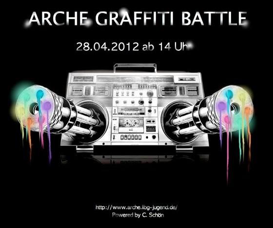 Arche Graffiti Battle – April 2012