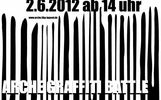 Arche Graffiti Battle – Juni 2012