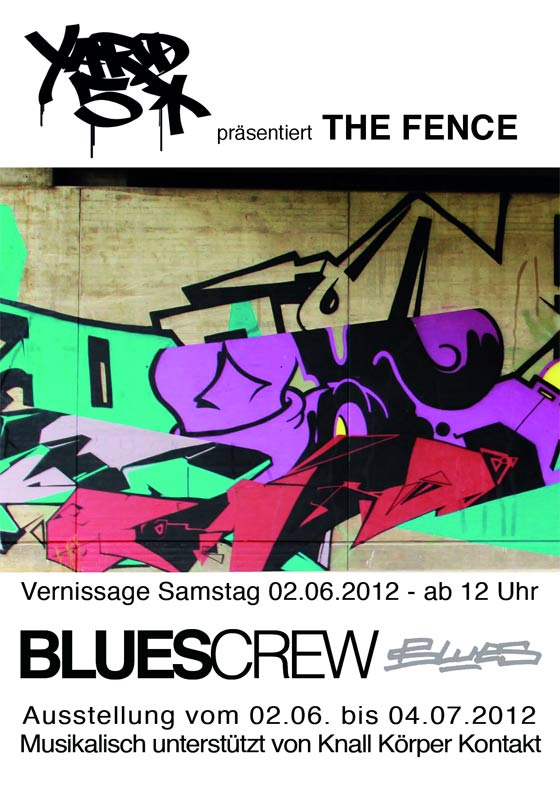 The Fence: BLUES Crew