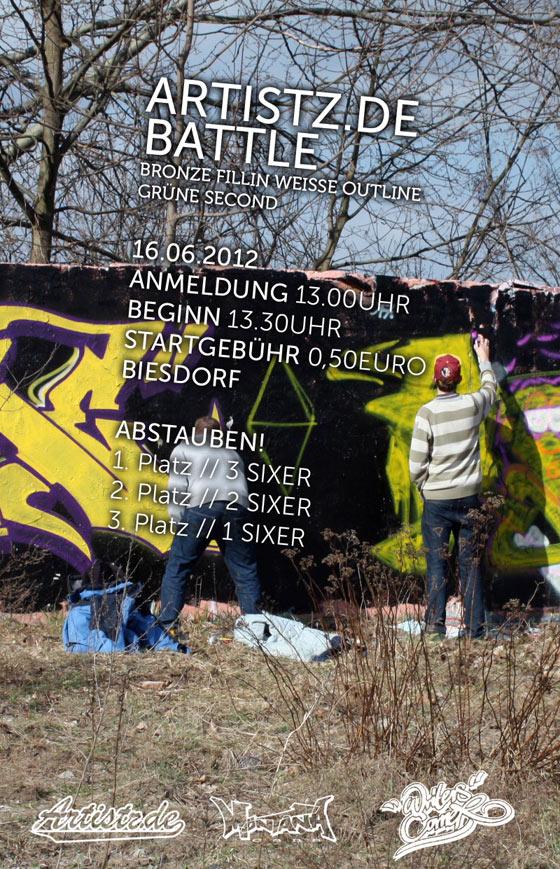 Artistz Battle 2012