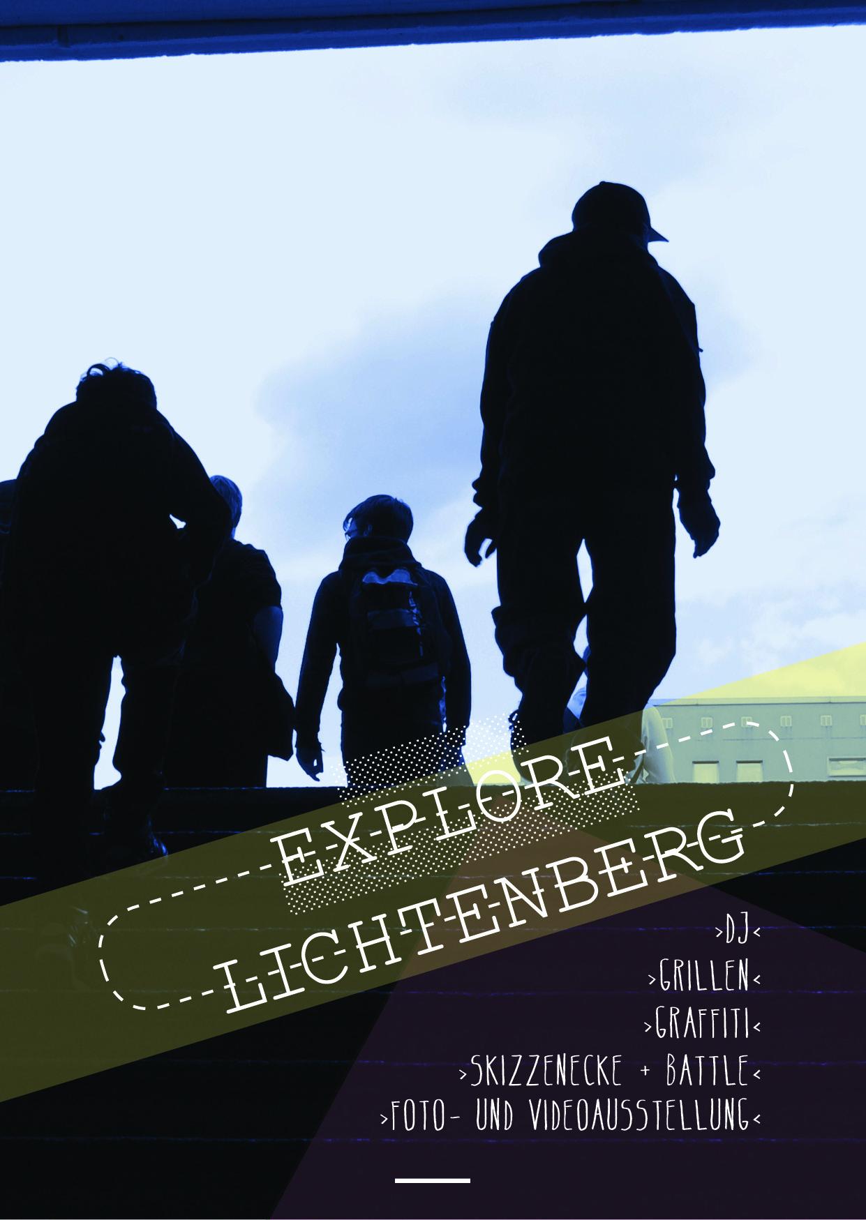 Explore Lichtenberg – Workshop