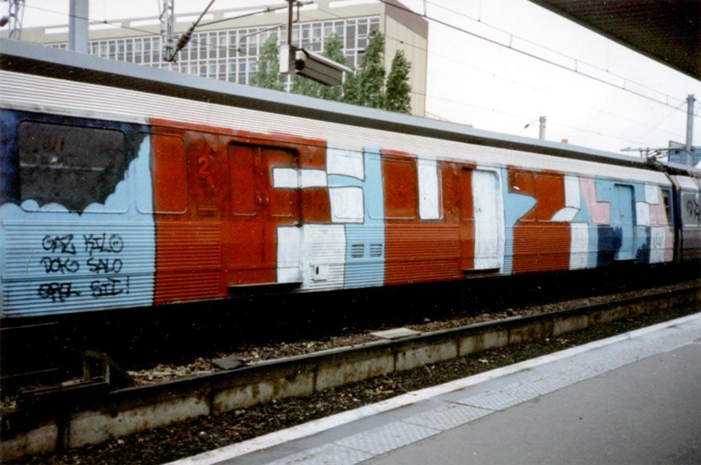 FUZI Ausstellung & Live Tattooing