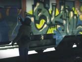 BERLIN GRAFFITI TV: Scenes From A Cold Moon