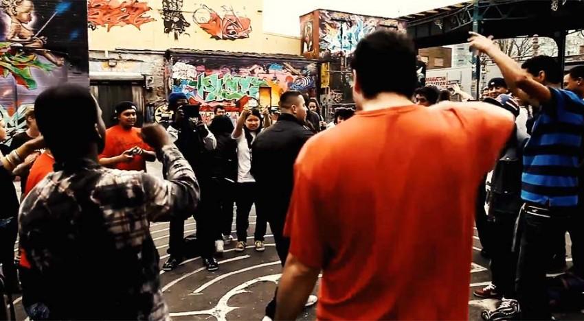 5 Pointz: Bronx Berlin Connection