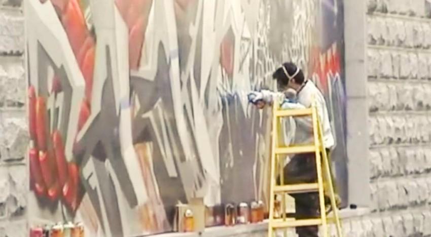 Sprühköpfe – Graffiti in Wien