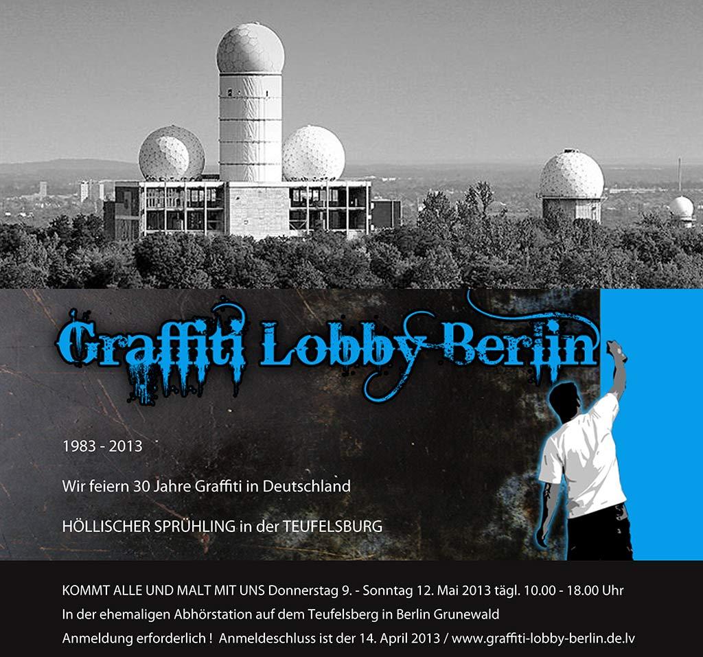 30 Jahre Graffiti in Deutschland