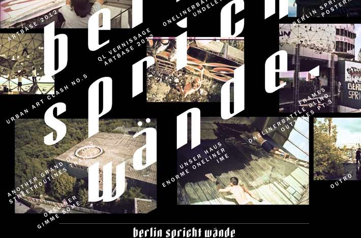 Berlin spricht Wände: Preview Screening