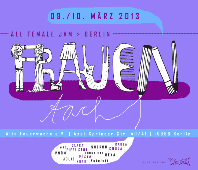Frauentag: All Female Jam