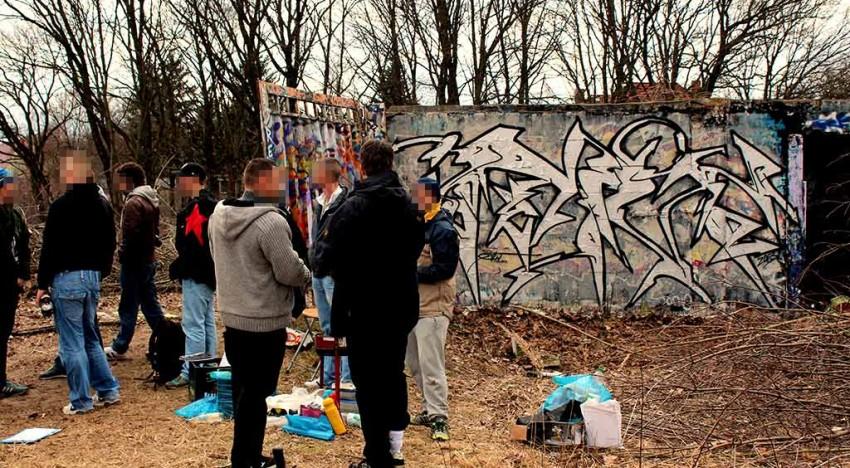 Fotoboom – Artistz Oster-Battle 2013