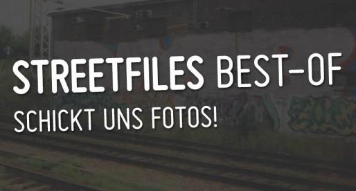 Streetfiles Best-of: Sammel-Aufruf