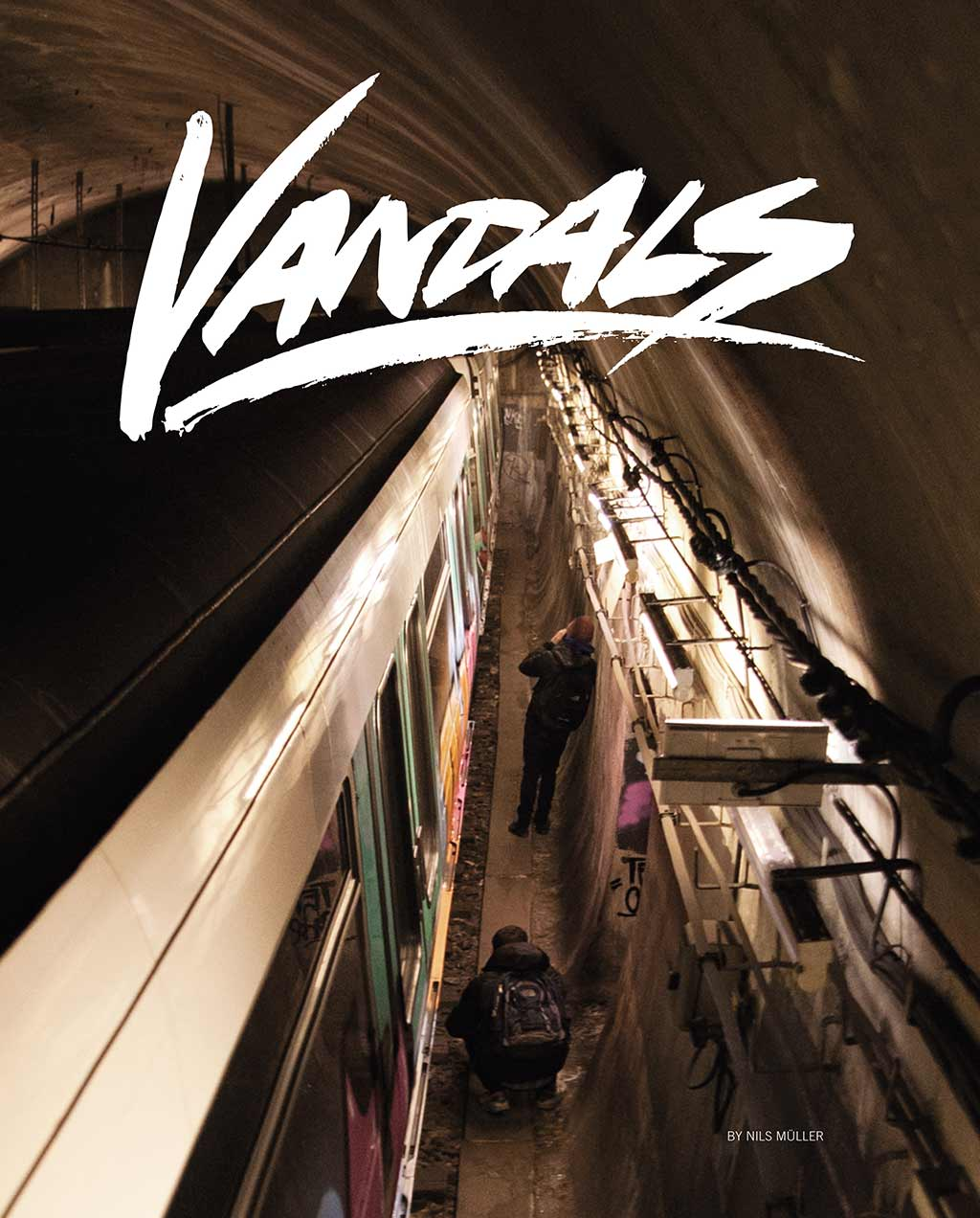 Review: Nils Müller – Vandals