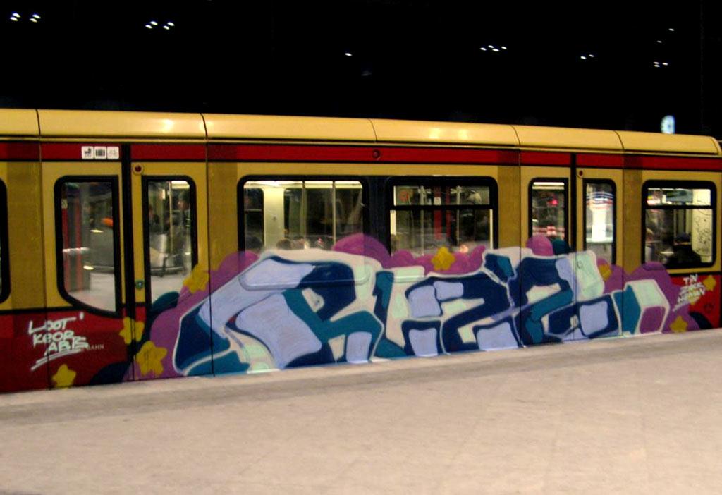 Fotoboom – Trains in Traffic #8