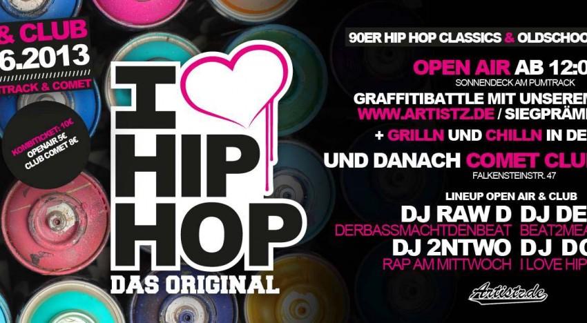 Artistz Battle – I Love Hiphop Openair