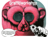 Graffiti Workshop in Marzahn