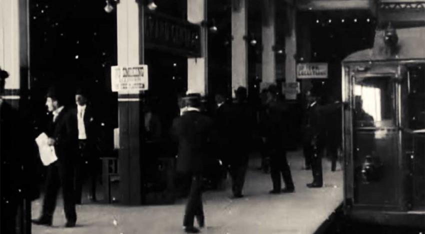 New York Subway 1905