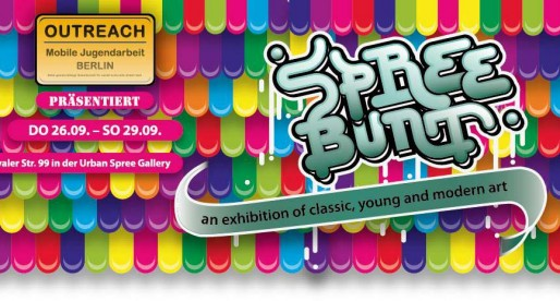 SpreeBunt: Exhibition of Classic, Young and Modern Art